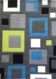 endearing 4 x 8 kitchen rug area rug for waiting area wool honeycomb design green yellow blue