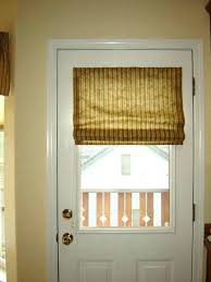extra window treatment for front door with glass half of house sidelight side panel porch double large