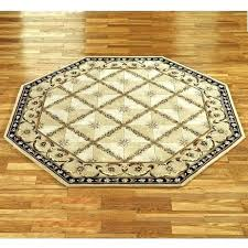 octagon shaped rugs