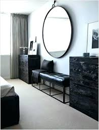 large metal wall mirror contemporary rectangular wall mirror with large triangular mosaic throughout contemporary