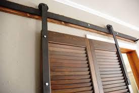 beautiful interior barn door hardware