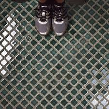 porcelain floor tiles emerald green: somertile x inch antaeus emerald porcelain mosaic floor and wall tile