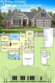 Small Picture Best 25 Open concept house plans ideas only on Pinterest Open
