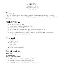 Waitress Resume Examples Unique Waitress Resume Examples Resume Tutorial Pro Waitress Resume