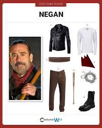 how to dress like negan