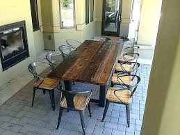8 person dining table. 10 Person Dining Room Table Outdoor Or More 8 9 Patio Inside Decor . L