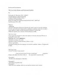 Professional Nursing Tutor Cover Letter Dietetic Technician Cover