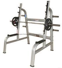 fitness equipment home gym building power squat rack hk 1037