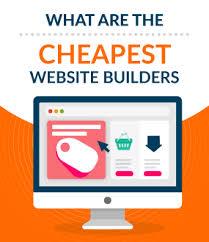 Builder Online 14 Cheap Website Builders Get Online From Just 3 Month