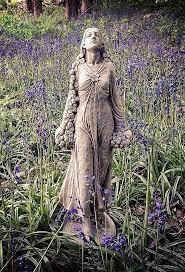 garden statue wells reclamation