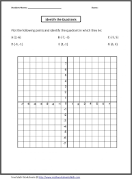 Printable Quadrant Paper Download Them Or Print