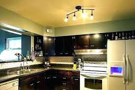 kitchen led track lighting. Kitchen Led Light Fixture Fixtures For Amusing Lighting Track T