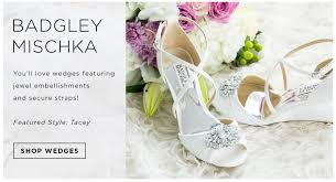 Wedding Shoes Bridal Flats Sandals Heels More Zappos Com