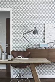 Home office wallpaper Kitchen Pantry Cool Grey And White Small Triangular Wallpaper Would Look Great In Home Office Pinterest Cool Grey And White Small Triangular Wallpaper Would Look Great In