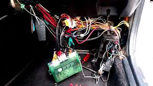the bane of aftermarket car alarms hackaday  at Automotive Wire Harness Identification Stickers