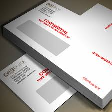 70lb White Envelopes Offset