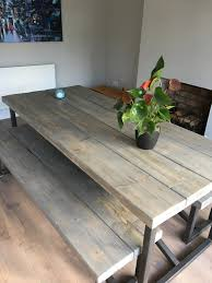 Industrial Style Coffee Tables Industrial Style Reclaimed Wood Grey Washed Dining Table And