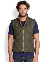 Prps Quilted Vest in Green for Men   Lyst & Gallery Adamdwight.com