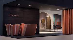 SALONE DEL MOBILE 2019 von De Castelli