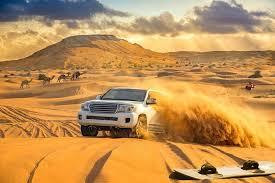 Dubai Evening Desert Safari Including Camel Ride and Tanoura 2021