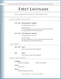 Resume Format Google Docs Best Resume Formate Resume Format Sample Download doorlistme 83