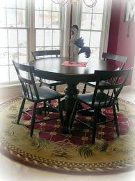 round dining rug dining room rugged dining room tables