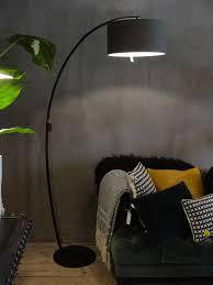 Booglamp Hoog Matzwart Nr 6720 Excl Kap In 2019 Lampen
