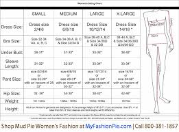 Mud Pie Women S Size Chart Mud Pie Game Day Dress All Colors Sizes By Mud Pie
