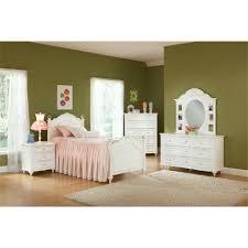 Mirror Bedroom Furniture Princess Bedroom Bed Dresser Mirror Twin 2286 Bedroom