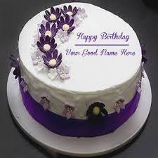 Birthday Cake With Name Editor Birthdaycakeformenga