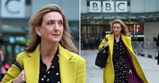 But safeguarding minister victoria atkins denied they were too slow to act. Victoria Derbyshire Spotted Leaving Bbc After Show Cancellation Metro News