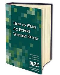fundamentals of writing an expert witness report American Bar Association