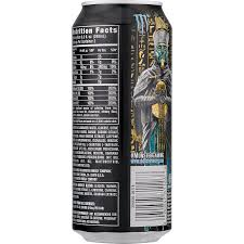 monster can nutrition facts. Simple Nutrition For Monster Can Nutrition Facts