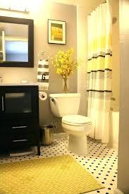 gray bathroom rug yellow and gray bathroom rug grey yellow bath rug bath sources gray yellow
