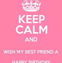 Birthday quotes for best friends on their birthday | World Best ... via Relatably.com