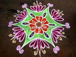 Small Picture Small rangoli design Rangoli Kolam