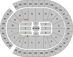 Ufc 244 Seating Chart Official Ufc Tickets Packages Ufc Vip Experience