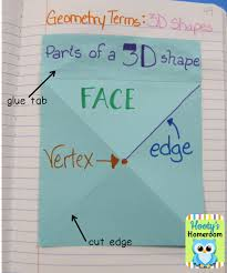 hooty s homeroom foldable fun geometry using regular position books for lapbooks and notebooking much easier than the file folder for a large
