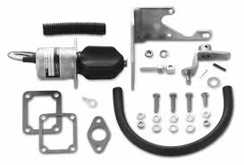 woodward solenoid shutdown kits kubota 3a kit 70 82 mm series engines