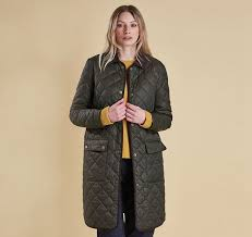barbour quilted jackets women barbour quilted jacketed border quilted jacket sage r42p3649 barbour women clothing