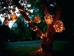 Outdoor Christmas Decorations Lighted Balls