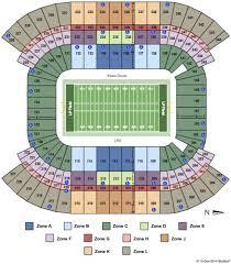 Nissan Stadium Chart Lp Field Tickets And Lp Field Seating Charts 2019 Lp Field
