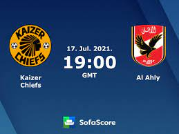 Kaizer Chiefs vs Al Ahly live score, H2H and lineups