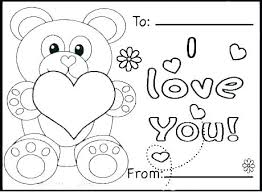 I Love You Coloring Pages For Adults Flowers Printable Sheets Heart