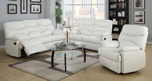 White Living Room Sets G459 Reclining Living Room Set White Glory Furniture Furniture