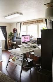 craft room office reveal bydawnnicolecom. Craft Room Office. \\u0026 Office Ideas- Loft Space R Reveal Bydawnnicolecom