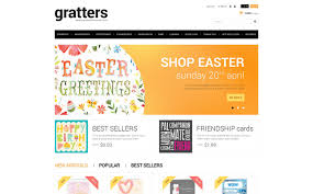 Html5 Website Templates Extraordinary All Occasions Cards Store PrestaShop Theme 48