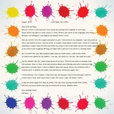Letter From Pat Pat Mora