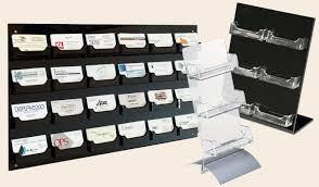Business Cards Display Stands Adorable Business Card Holders Single Or Multi Card Cases Display Racks