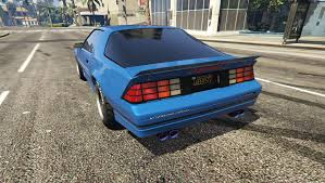 1990 Chevrolet Camaro IROC-Z (Reconverted) [Add-On / Replace ...